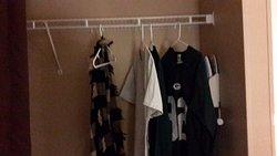 Hangers?