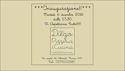 Pizzeria da Diego