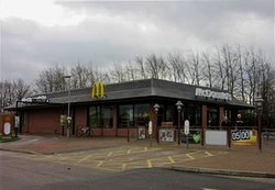 McDonald's - Riverside Retail Park