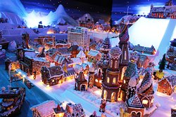 Pepperkakebyen - The Worlds largest Gingerbread Town