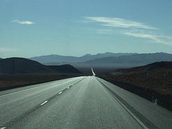 Loneliest Highway in America (Hwy. 50)