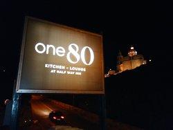 one80 Kitchen & Lounge