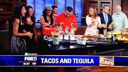 The Red Cadillac..Tacos & Tequilas