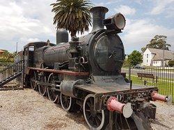 Old Black Train