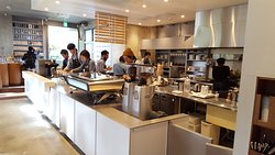 Blue Bottle Coffee Shinjuku