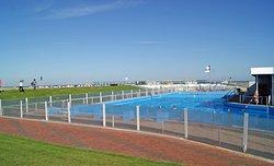 Beheiztes Meerwasser-Freibad