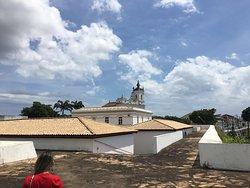 Forte de Santo Antônio Alem do Carmo