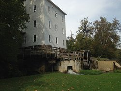 Mansfield Roller Mill State Historical Site