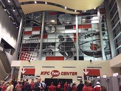 KFC Yum Center