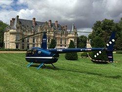 Hégé Hélicoptère