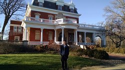 Northern Illinois University college student learns about DeKalb history