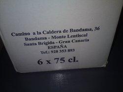 Bodega Hoyos de Bandama
