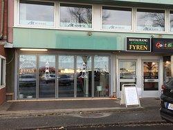 Restaurang & pizzeria Fyren