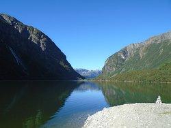 Bondhusbreen Gletscher