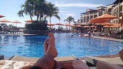 Pool near Tazuna