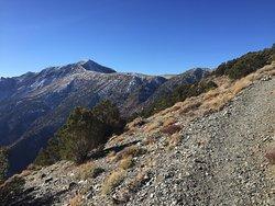 Telescope Peak trail