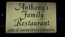 Anthony's Family Restaurant