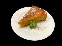 Pastel Suizo de Zanahoria y Almendra (sin harina) - Swiss Carot & Almond cake (without flour)
