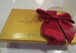 Godiva Chocolatier - Westfield Mall San Francisco Centre