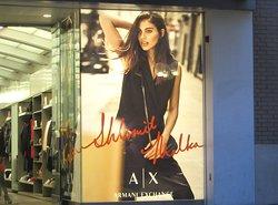 阿玛尼年轻品牌店