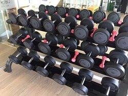 Good gym.