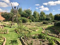 Francisco Pelaez Ethnobotanical Garden