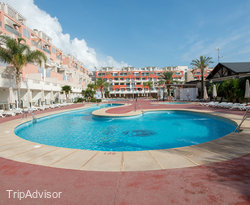 The Pool at the Marina Rey Apartamentos