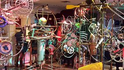 Mat Bevel's Museum Of Kinetic Art