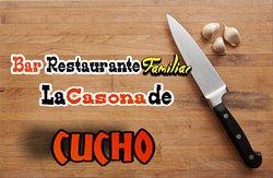 Bar Restaurante Familiar La Casona de Cucho
