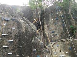 Rock Climbing Koh Samui