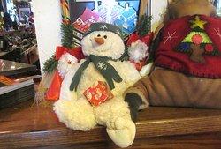 Christmas Decorations 2016, Harry's Hofbrau, Redwood City, Ca