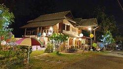 Umbrella Bo Sang Restaurant