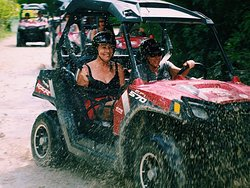 Side by Side 4x4 Adventure Punta Cana