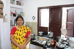 Mamta Cooking Class