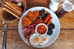 Full Irish Breakfast...!