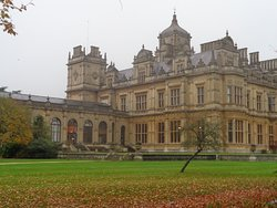 Westonbirt House and Gardens