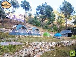 Tenting at Kosi Valley Retreat