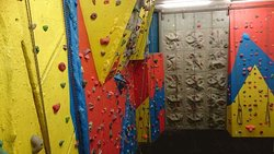 Extreme Ventures Brighton & Hove Indoor Climbing Wall