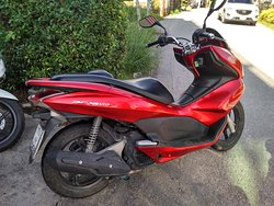Ploy Motorbike For Rent