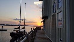 Sunrise at Persimmons