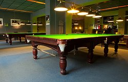 Billiard club 12ft - pool, snooker