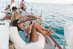A Luxury Sailing Yacht Experience