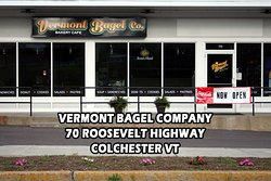 Vermont Bagel Co. Bakery & Cafe