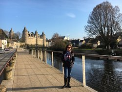 Artisan shops of Josselin
