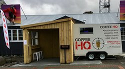Coffee HQ in Ohakune and Waiouru. Consistently excellent coffee!