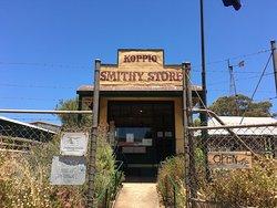 Koppio Smithy Museum