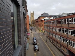 An amazing apartment in the centre of Sheffield