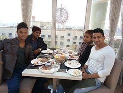 Skydine At Hotel Delta Suites, Durgapur