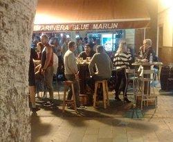 Blue Taberna Marinera Marlin
