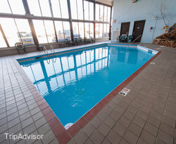 The Pool at the Baymont Inn & Suites Pigeon Forge